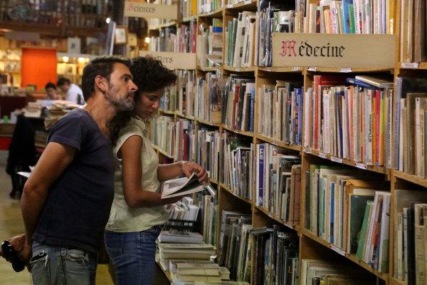 La librairie du Somail