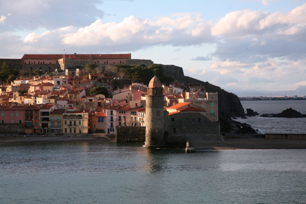 Le clocher de Collioure