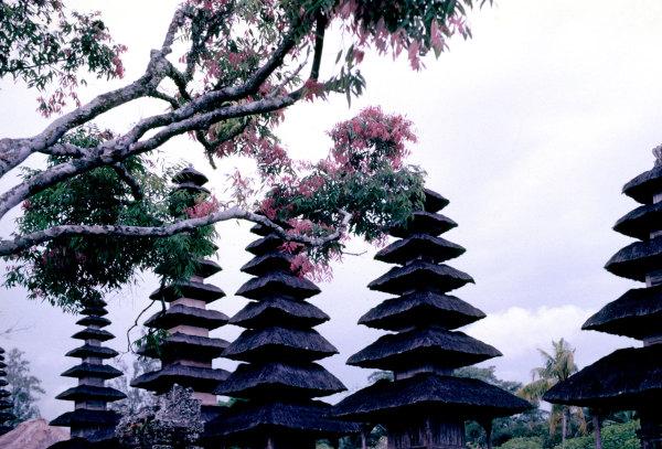 Un temple balinais