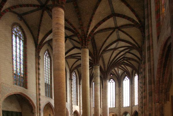 Le couvent des Jacobins