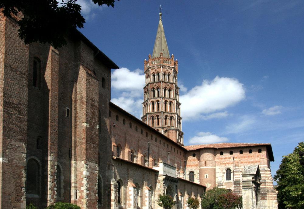 La basilique de Saint Sernin