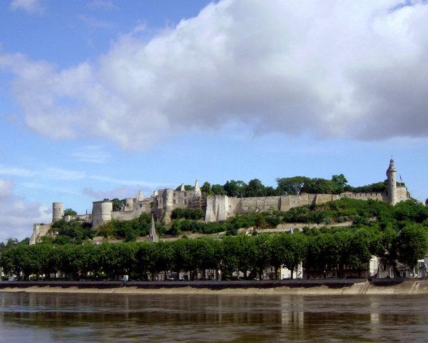 Le chateau de Champchevrier