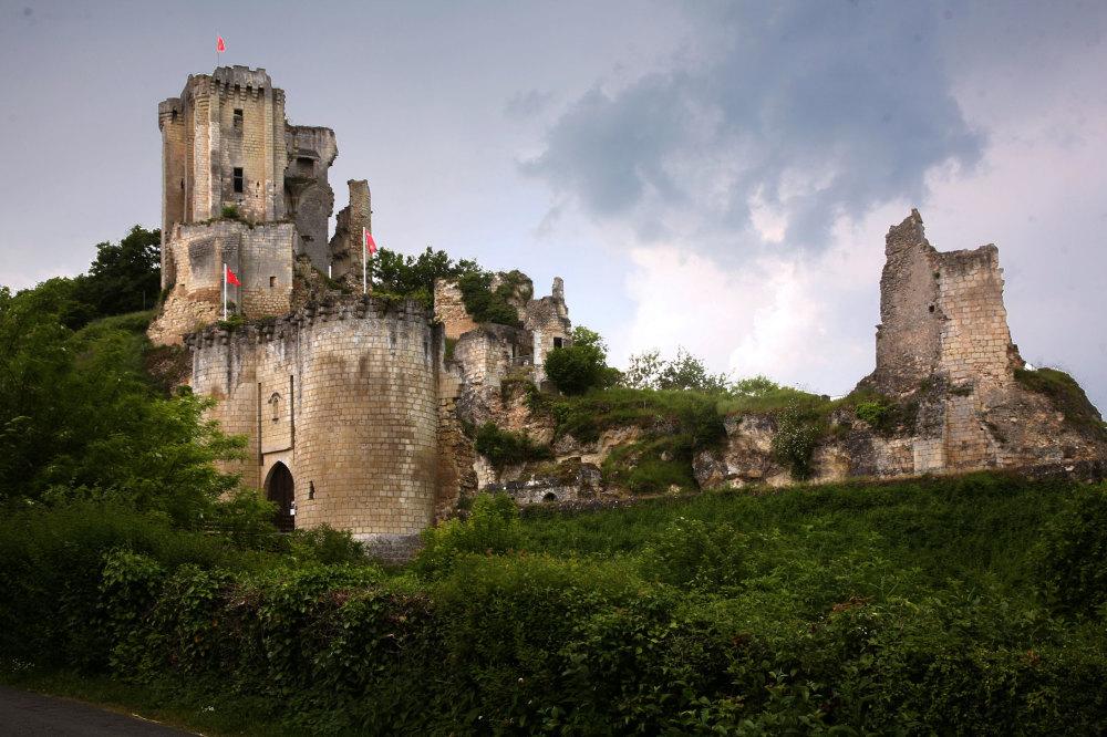 La forteresse de Lavardin