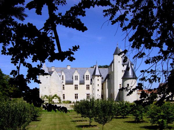 Le chateau de Rivau