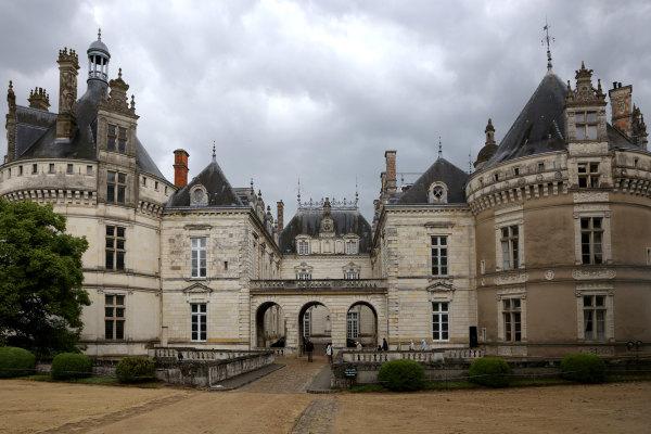Le chateau du Lude