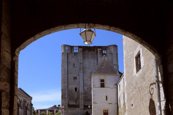 Le donjon de Beaugency