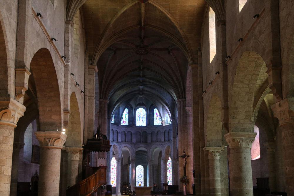 L'église de Beaugency