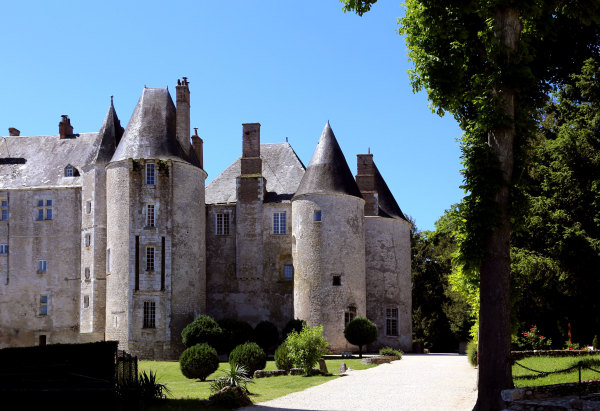 Le chateau de Meung