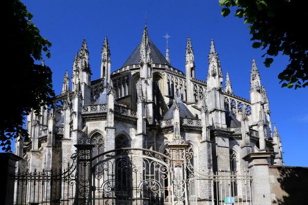 La cathédrale d'Orléans