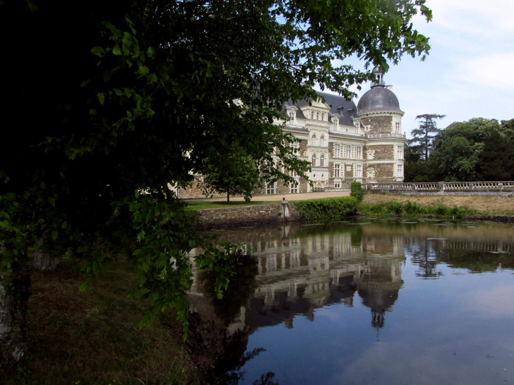 Le chateau de Serrant