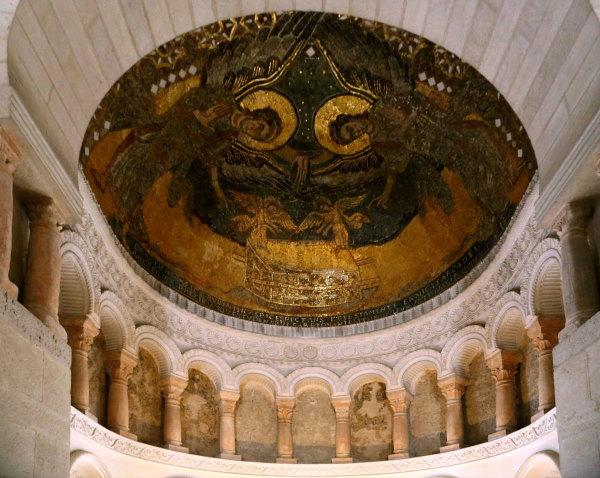 L'oratoire de Saint Benoit