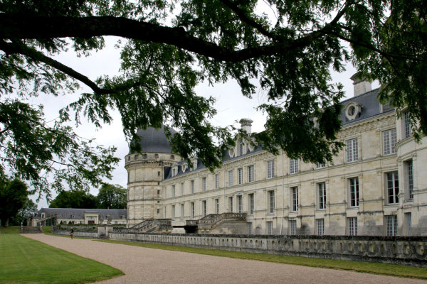 Le chateau de Valencey