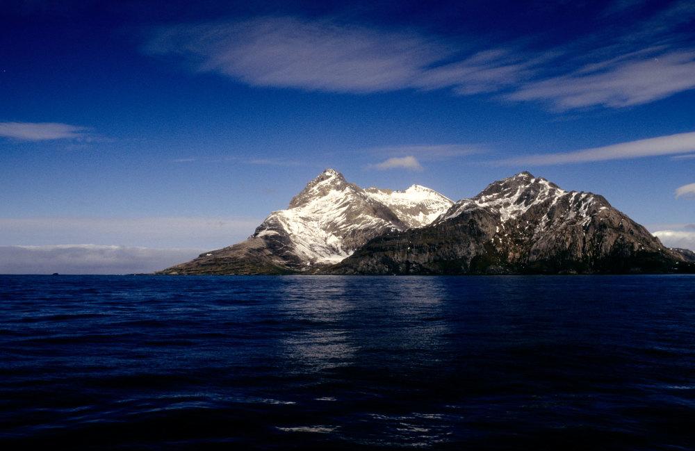 La péninsule Rallier du Baty