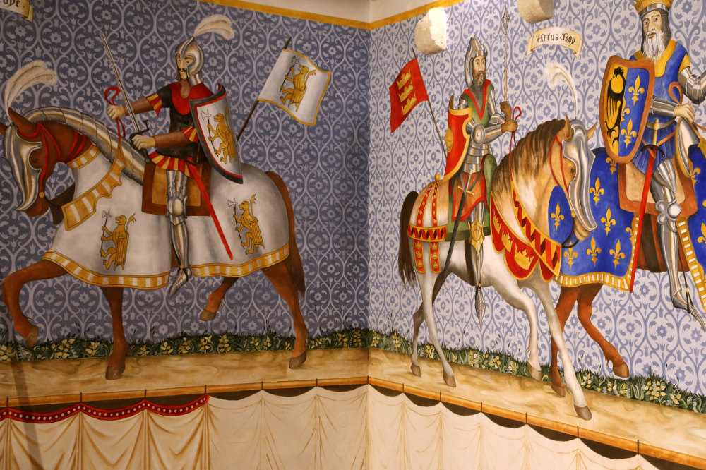 Le chateau de Castenaud