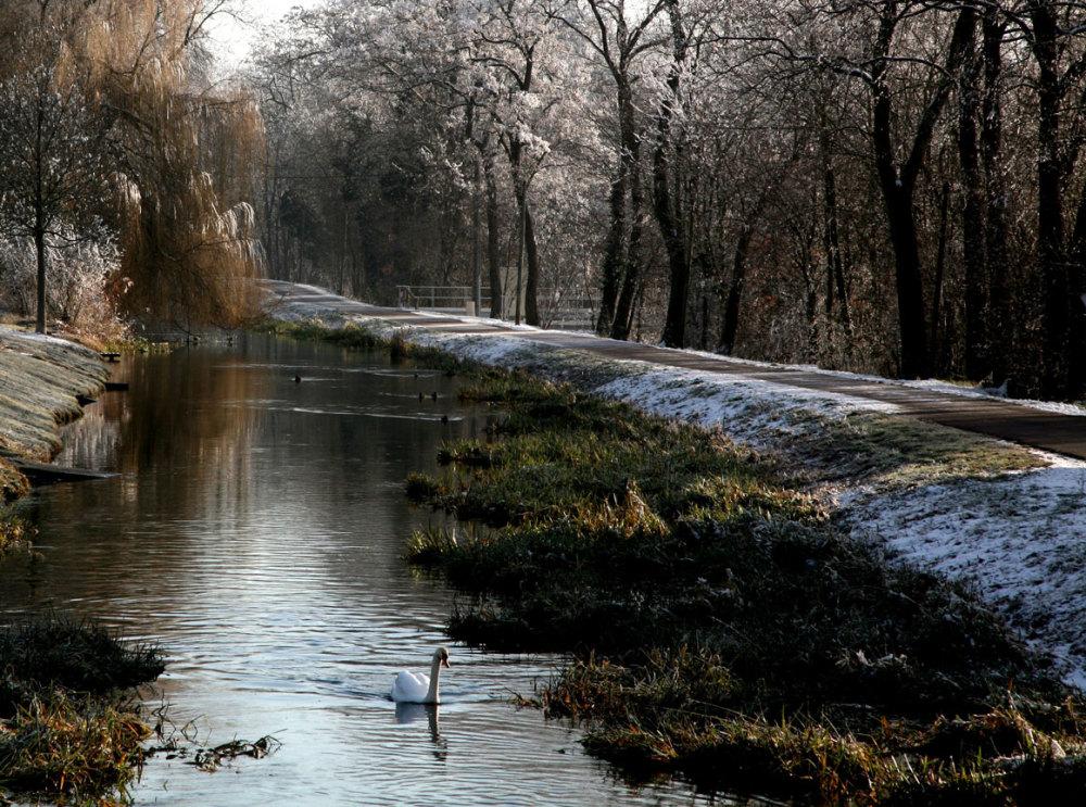 Le canal de la Bruche