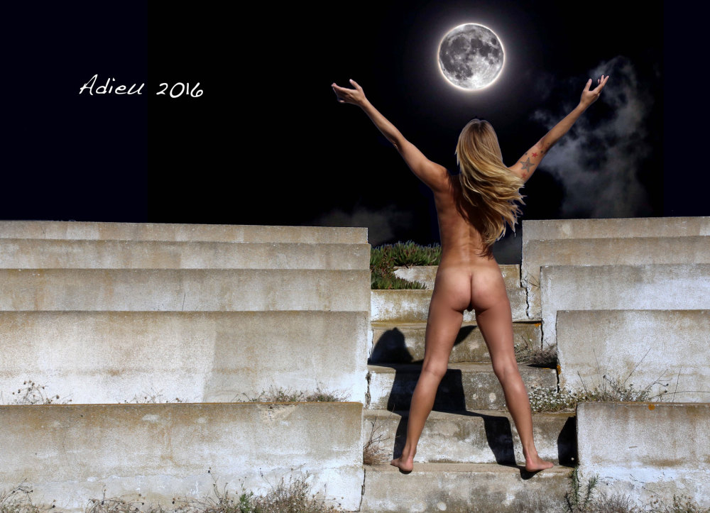 Hommage à la grosse lune
