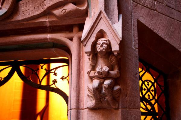 Relief du Haut Koeningsbourg