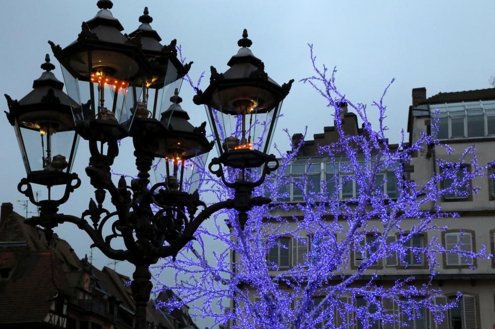 Le marché de Noel de Strasbourg