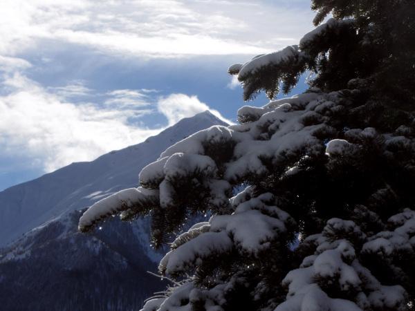 L'hiver en Oisans