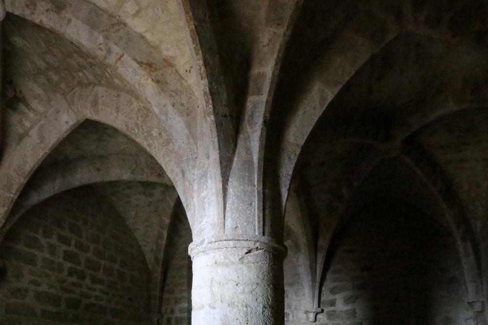 Le chateau de Queribus