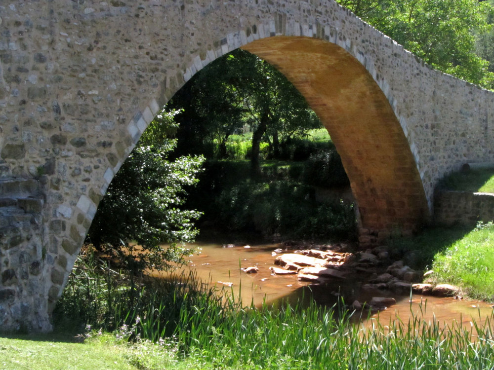 Le pont romain de Serres