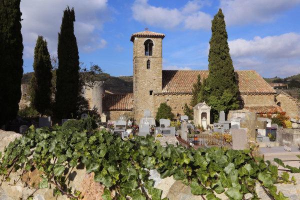 Le village de Villerouge Termenes
