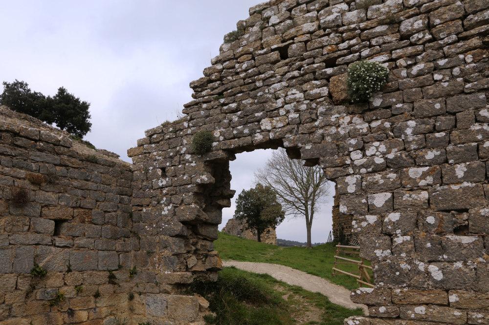 Le chateau de Termes