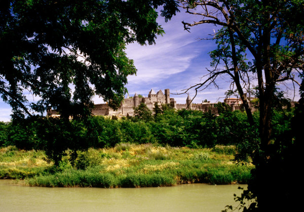 La cité de Carcassonne