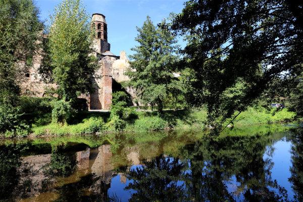 L'abbaye de Lavaudieu