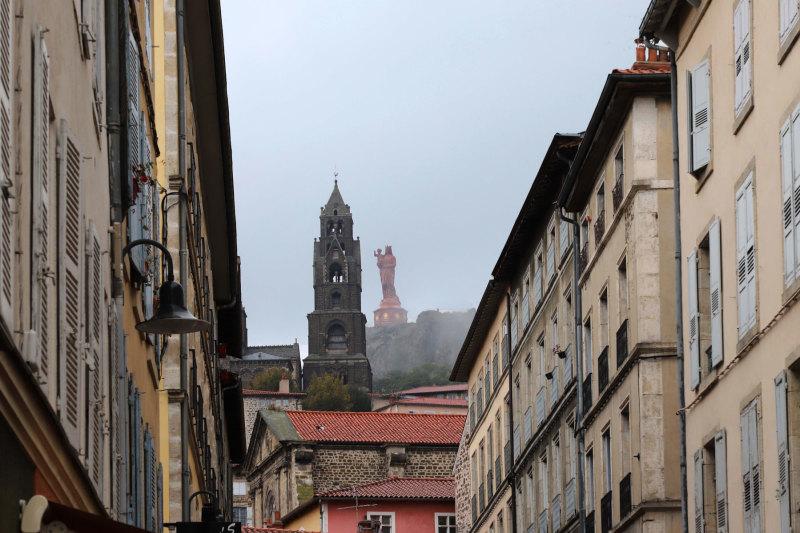 Dans les rues du Puy