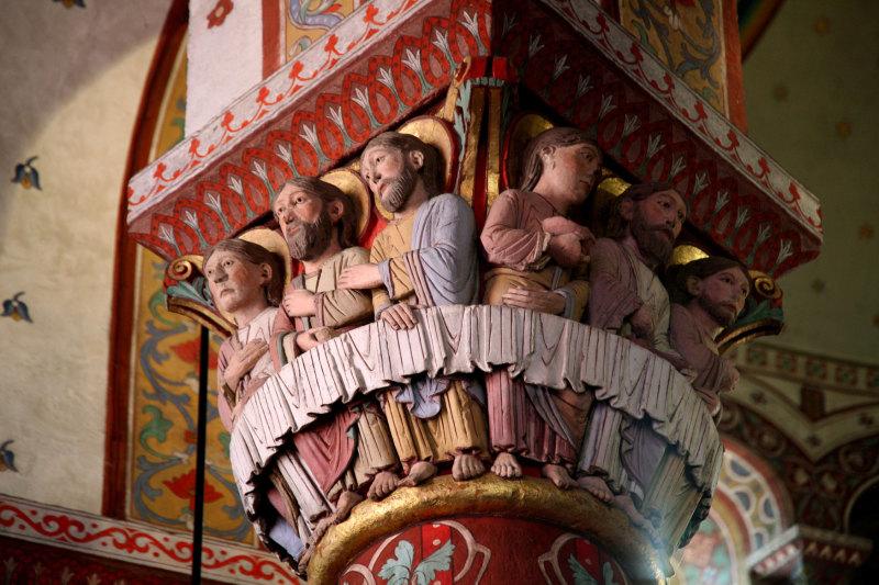 Abbatiale Saint Austremoine d