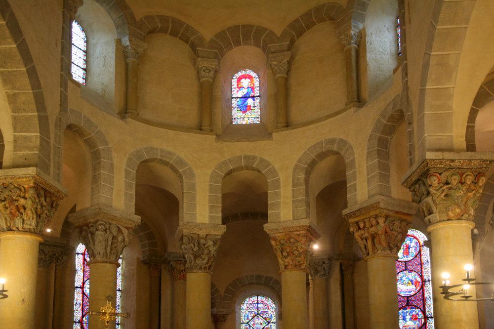 L'église de St Nectaire