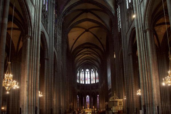 La cathédrale de Clermont