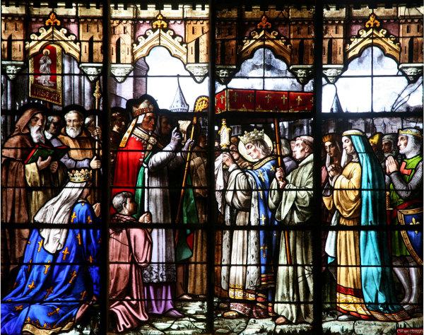 Vitraux de la cathédrale de Clermont