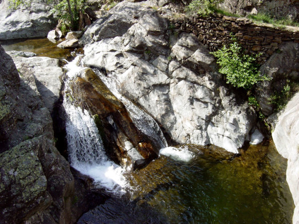 La cascade de Thyne