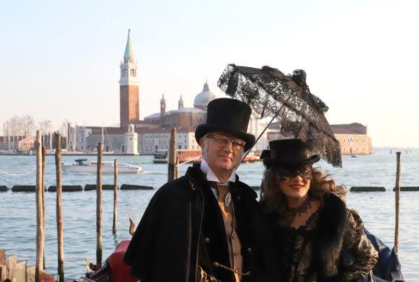 Le carnaval de Venise