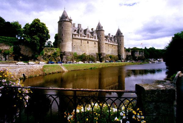 Le chateau de Josselin