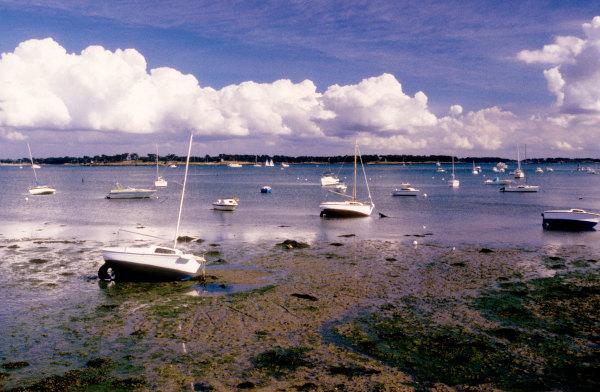 la baie du Morbihan