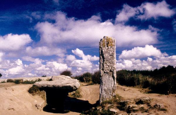 Les pierres plates