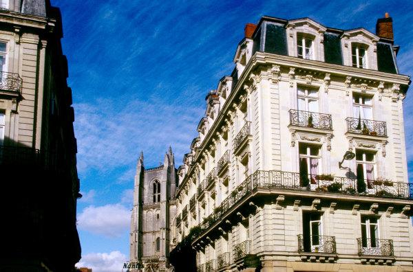 La cathédrale de Nantes