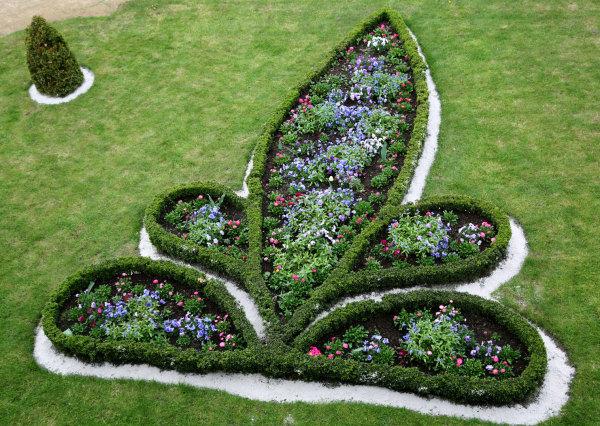 Les jardins de Vannes