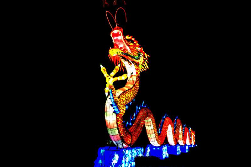 Le festival des lanternes de Gaillac