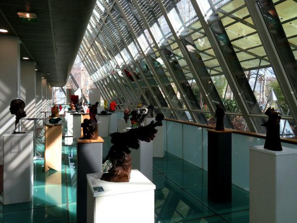 Festival Artfusion au palais des congrès de Perpig