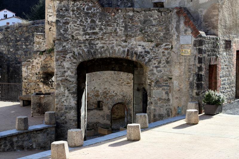 Les fortifications de Prats de Mollo
