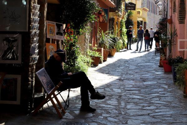Une rue de Collioure