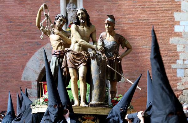 La procession du Vendredi Saint à Perpignan