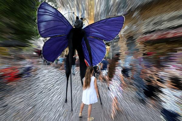 """Les jeudis de Perpignan """"Butterfly """""""
