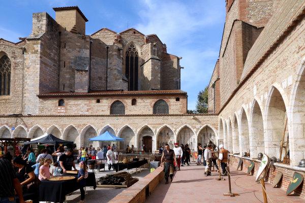 Les trobades médiévales de Perpignan