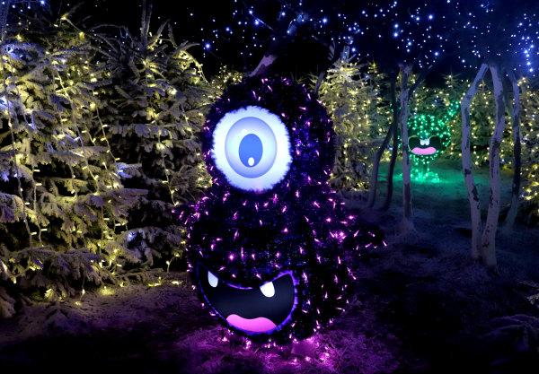 Le village de Noël du Barcares