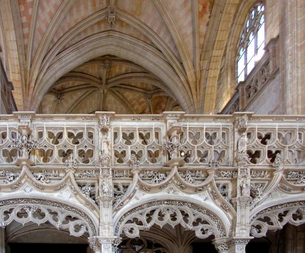 Le monastère de Brou